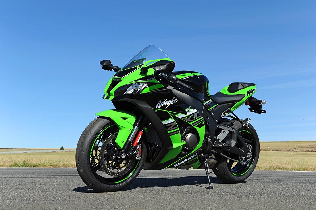 Kawasaki Zx 10r 2016 On Review Speed Specs Prices Mcn