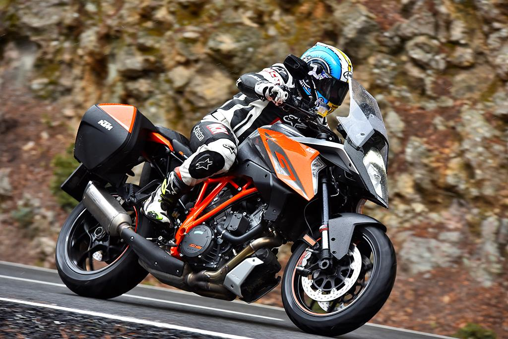 Launch Ktm 1290 Super Duke Gt Ridden Mcn