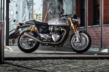 TRIUMPH THRUXTON 1200  (2016-on)
