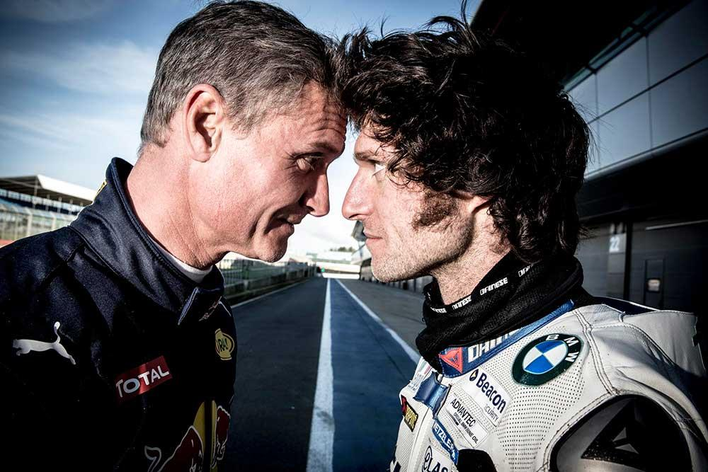 Guy Martin To Star In F1 Tv Show