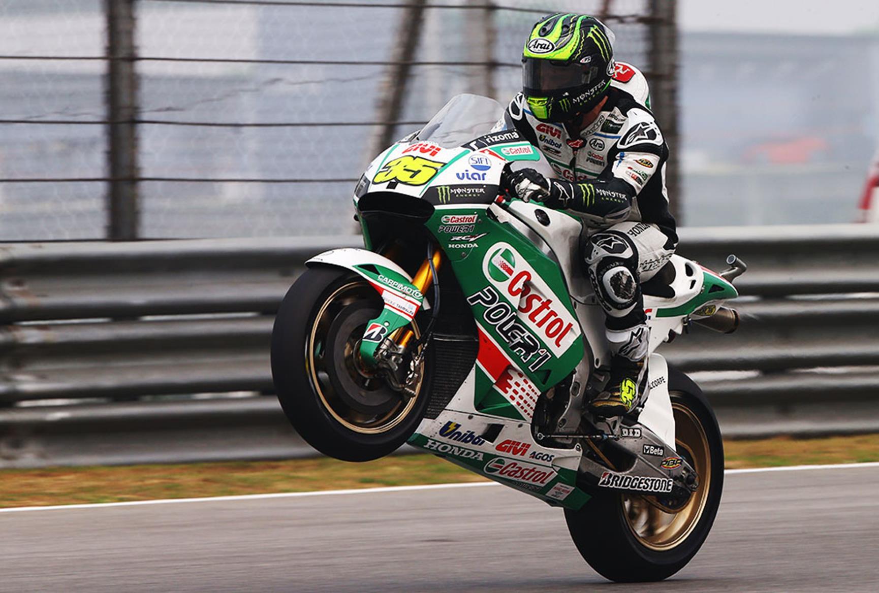 LCR Honda Livery Schedule 2016 - MotoGP Forum