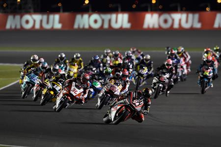 Motogp Moto2 Race | Niskaemisja