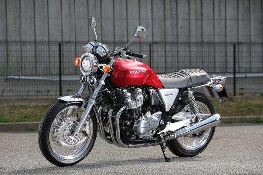 Honda Gets Serious With CB1100