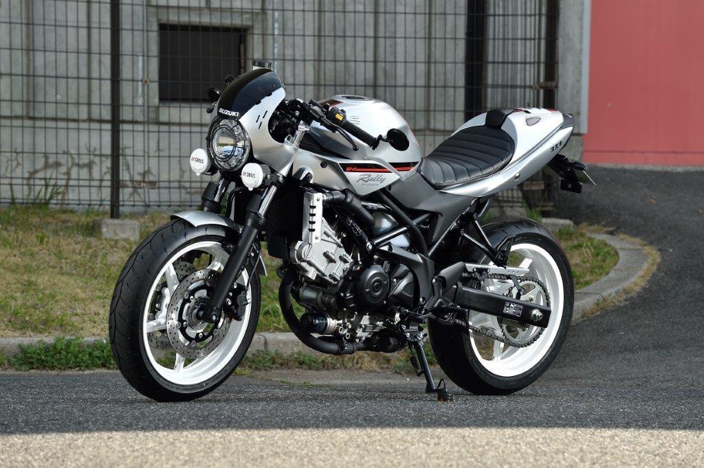 Yamaha Xscafe Racer Seat