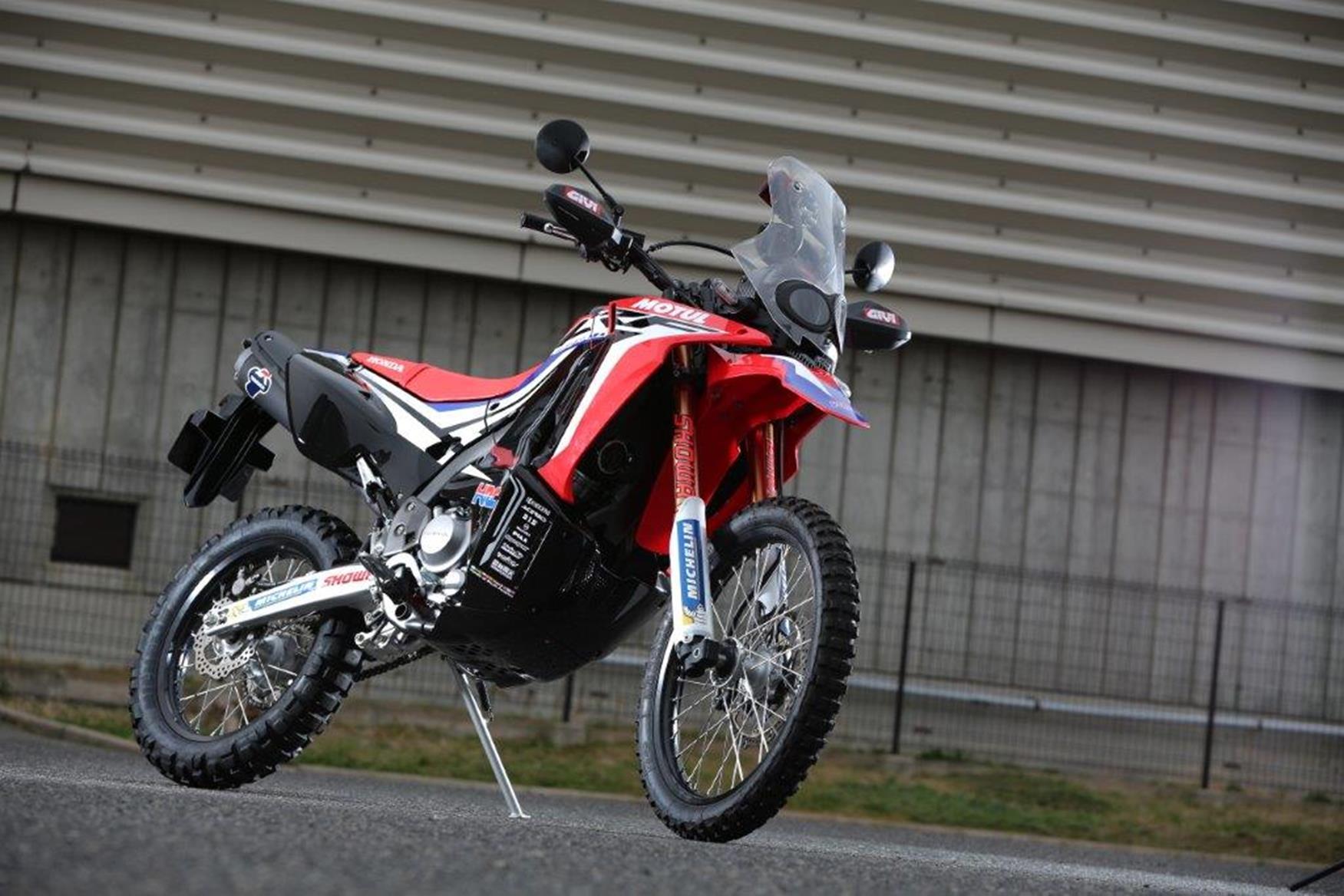 HONDA CRF250 RALLY | Page 3 | Adventure Rider