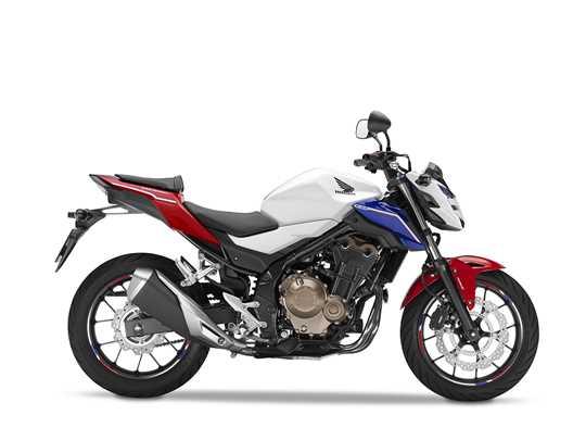 HONDA CB500F  (2016-on)