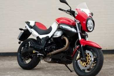 moto guzzi launch special corsa edition of 1200 sport mcn. Black Bedroom Furniture Sets. Home Design Ideas