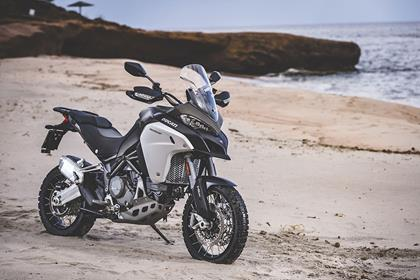 DUCATI MULTISTRADA 1200 ENDURO  (2016-on)