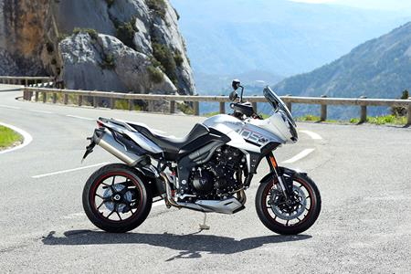 First Ride Triumph Tiger Sport 1050