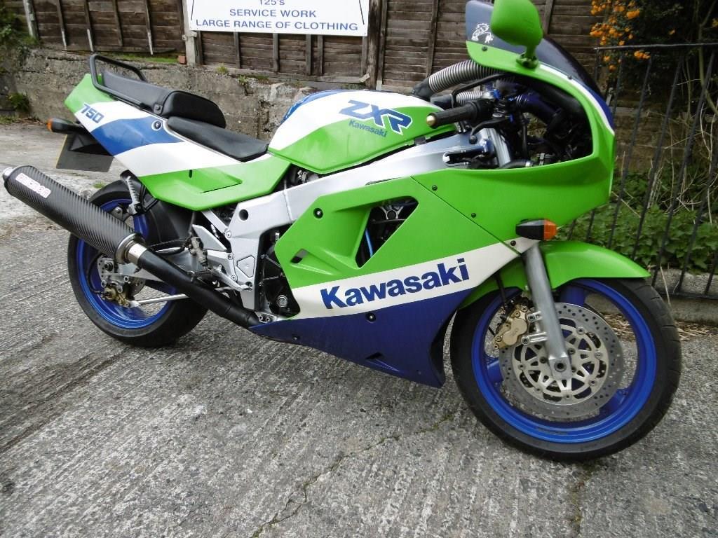Bike Of The Day Kawasaki ZXR750