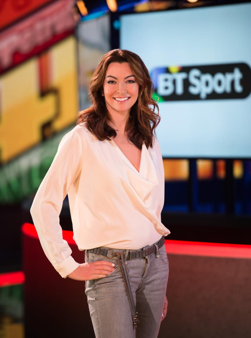 """Exclusive Interview: Suzi Perry – """"It feels like coming home"""" 