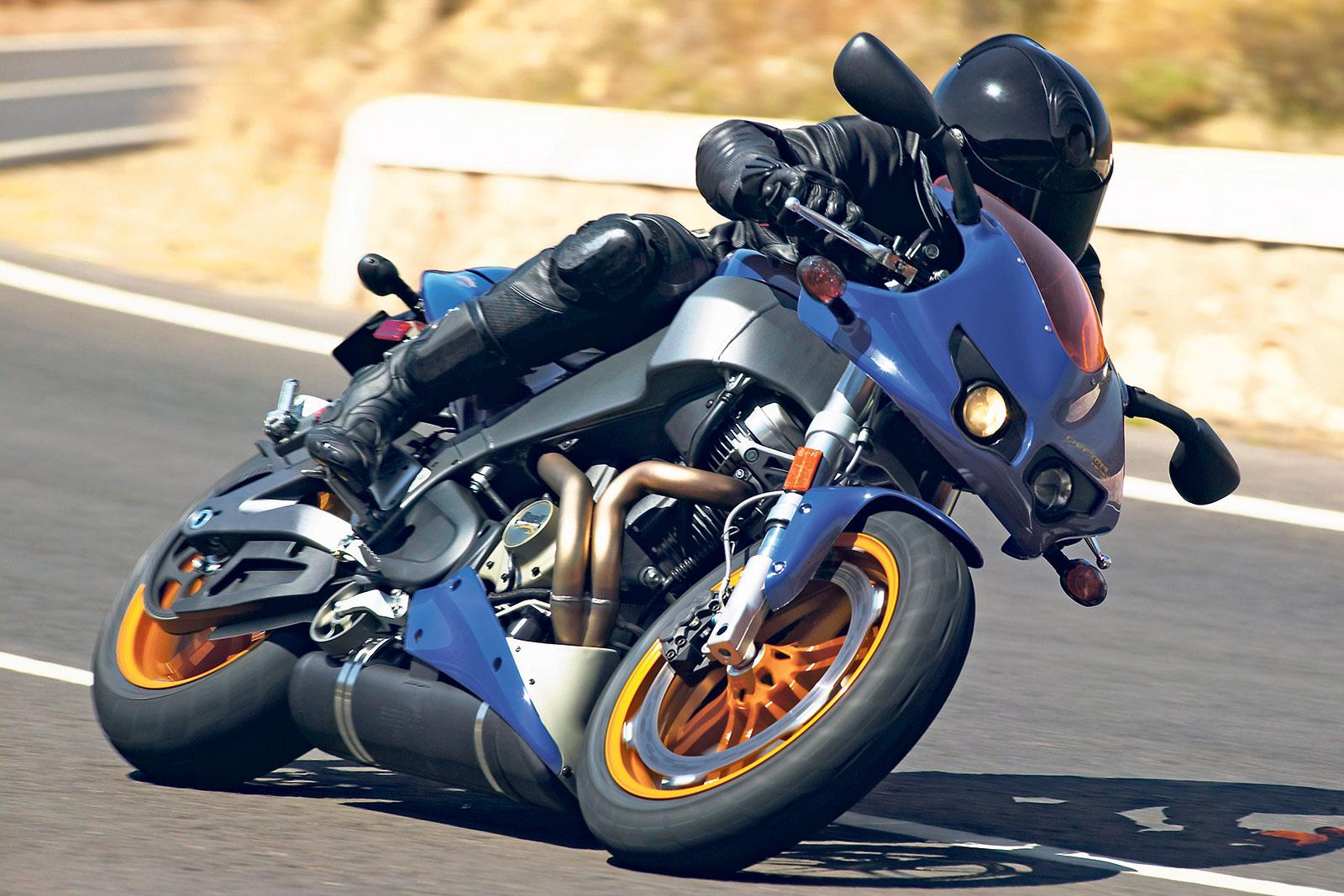 Whatever Happened To Buell Motorcycles?