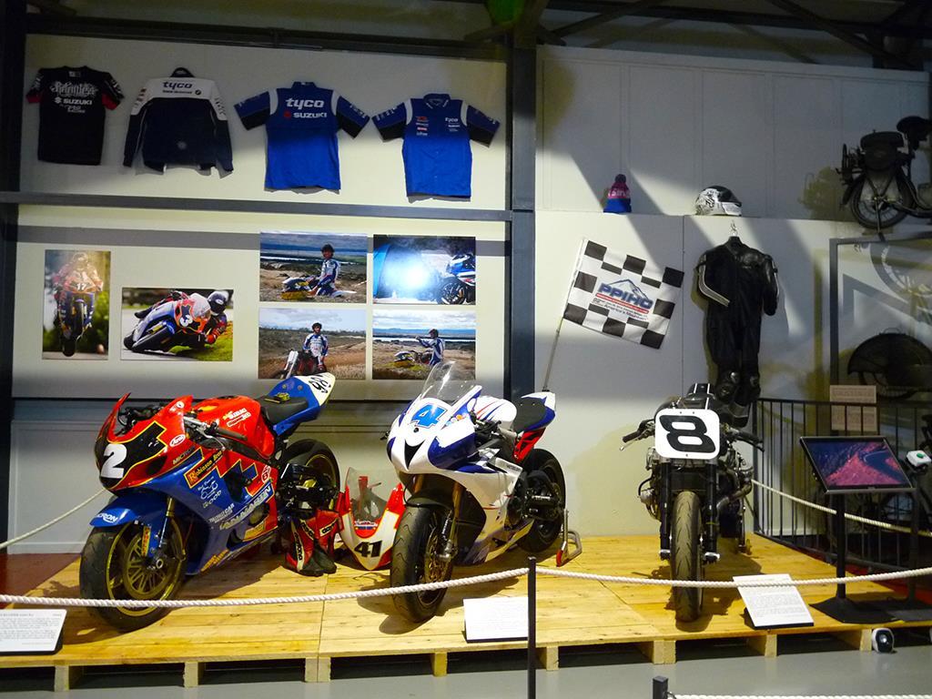 Guy Martin Special Exhibition