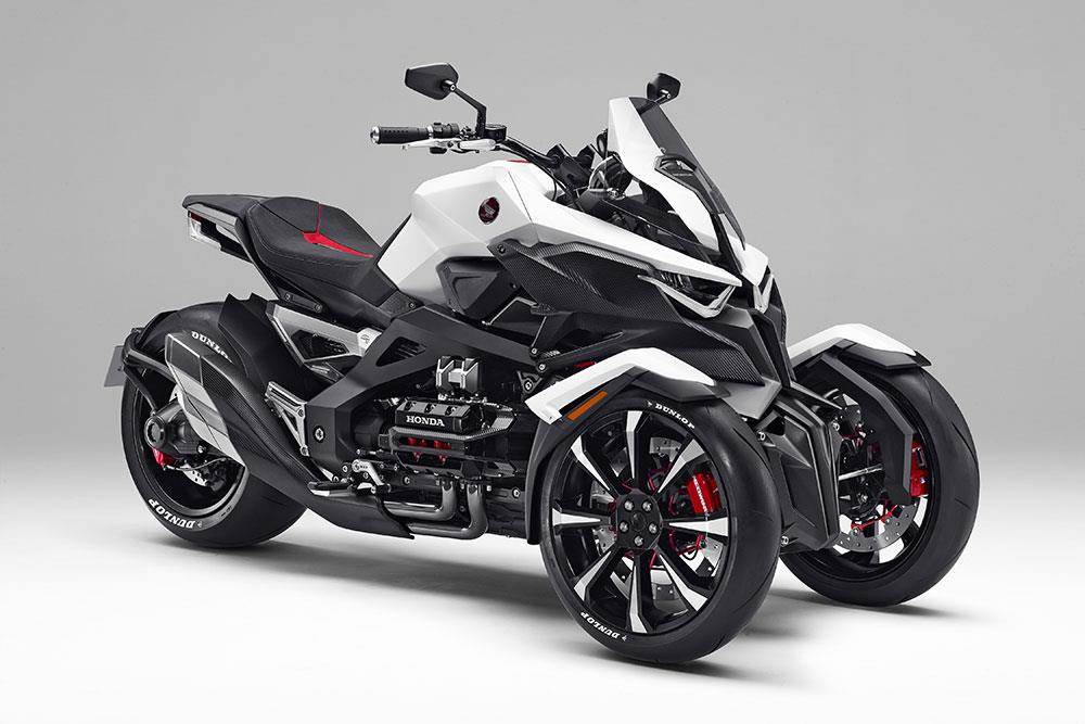 Honda look almost certain to swell the growing ranks of three-wheeled ...