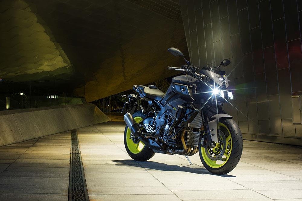 Yamaha Mt 10 Launch Incoming