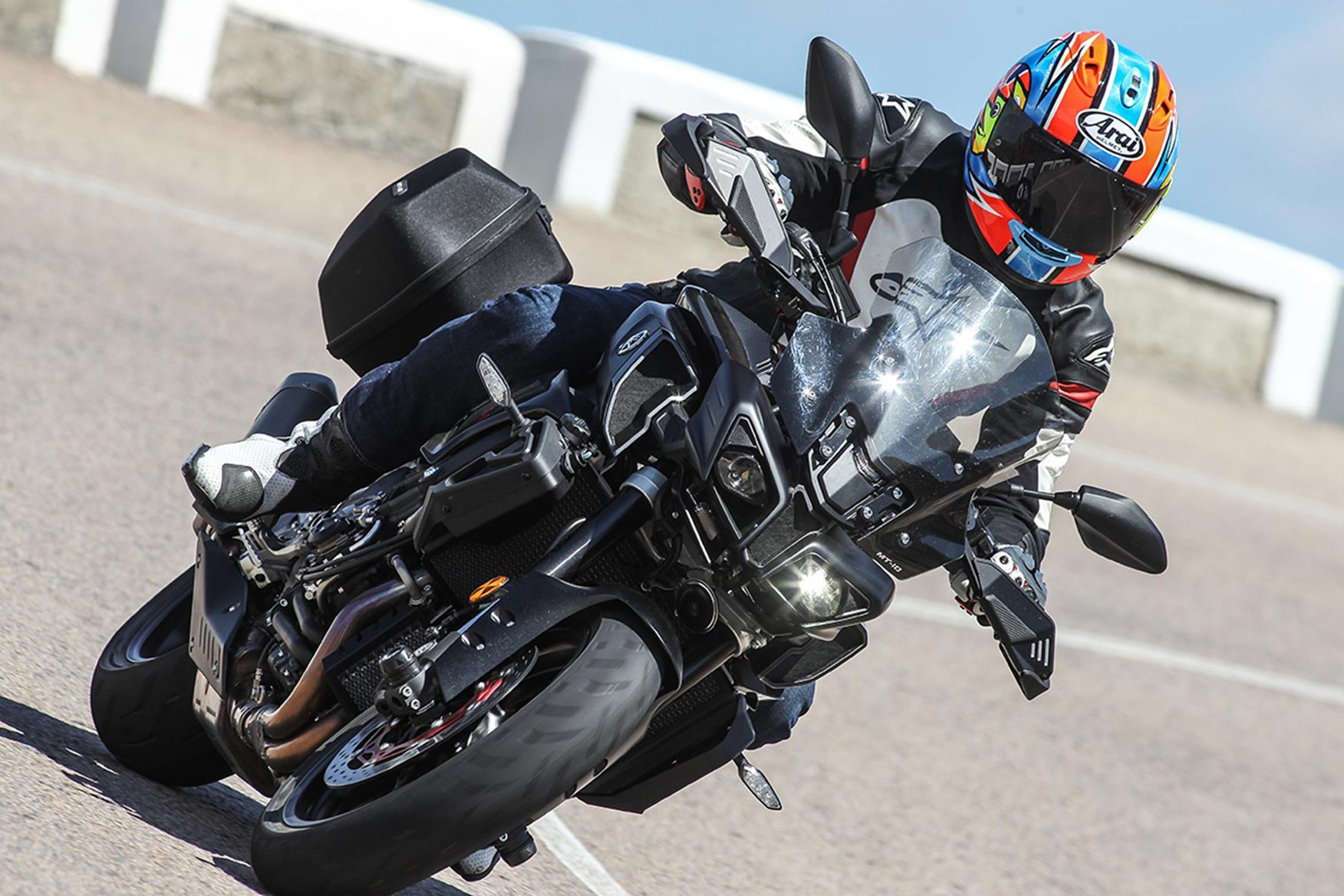 Yamaha Mt 10 Launch Gallery Mcn
