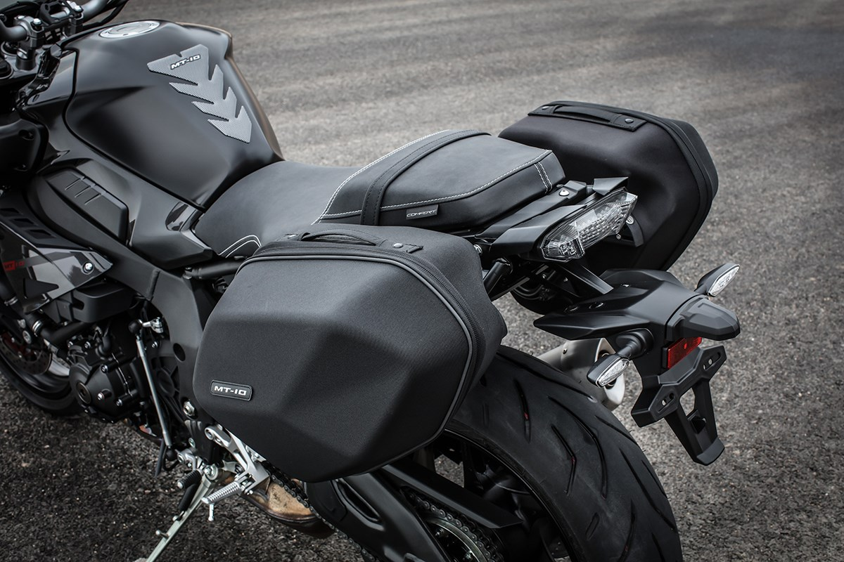 Yamaha mt 10 launch gallery mcn for Accessoire deco