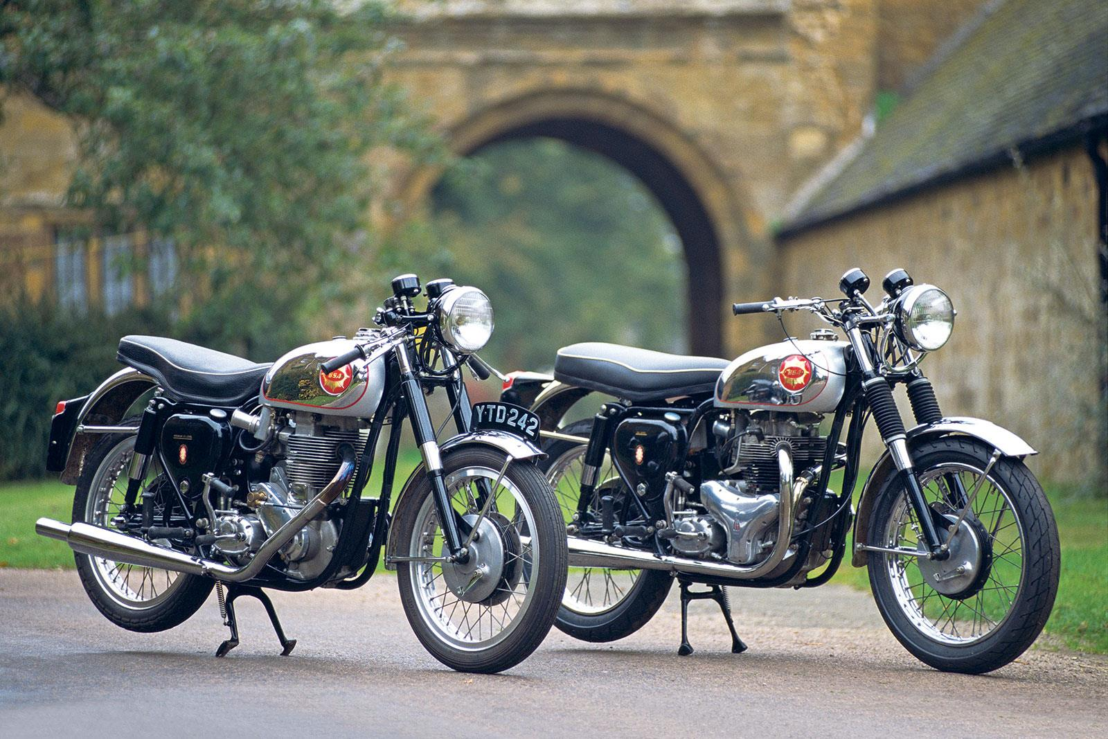 Whatever Happened To Bsa Motorcycles Mcn