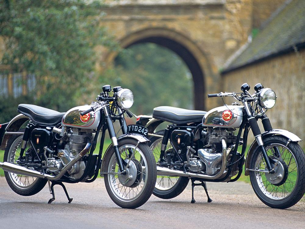 Whatever Happened To BSA Motorcycles