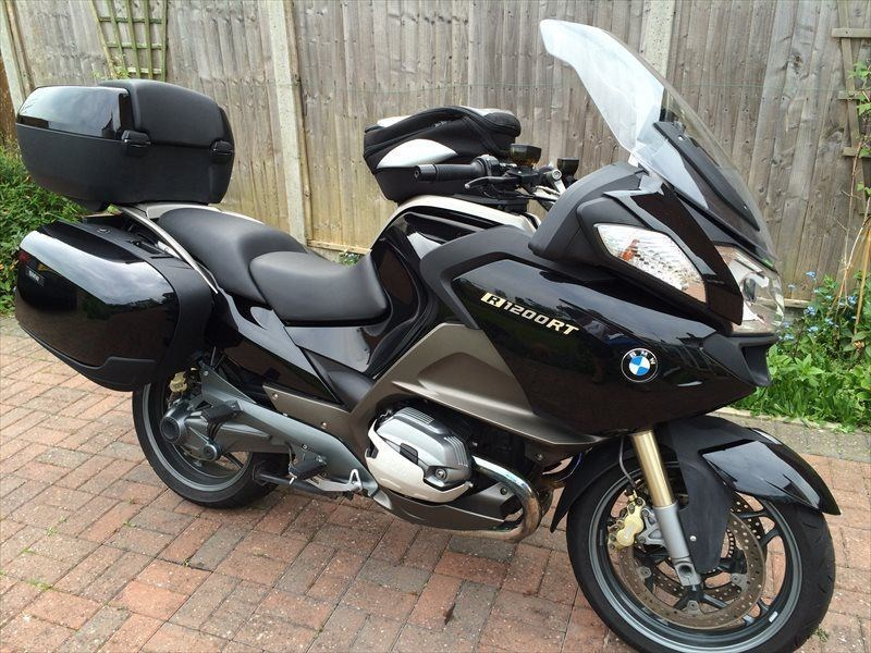 Bike Of The Day Bmw R1200rt