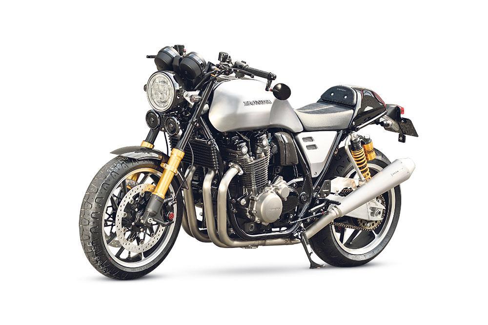 Bristol Kawasaki Parts