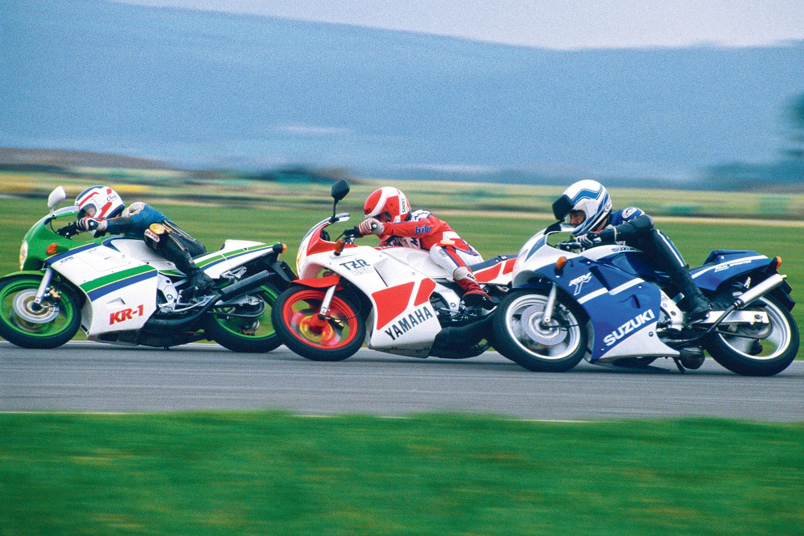 Whatever happened to The 250 generation?