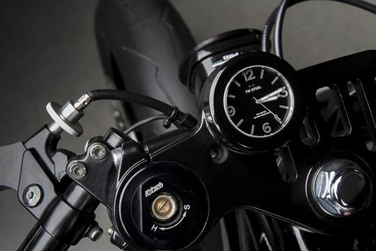 Yamaha Yard Built 'Son of Time' revealed