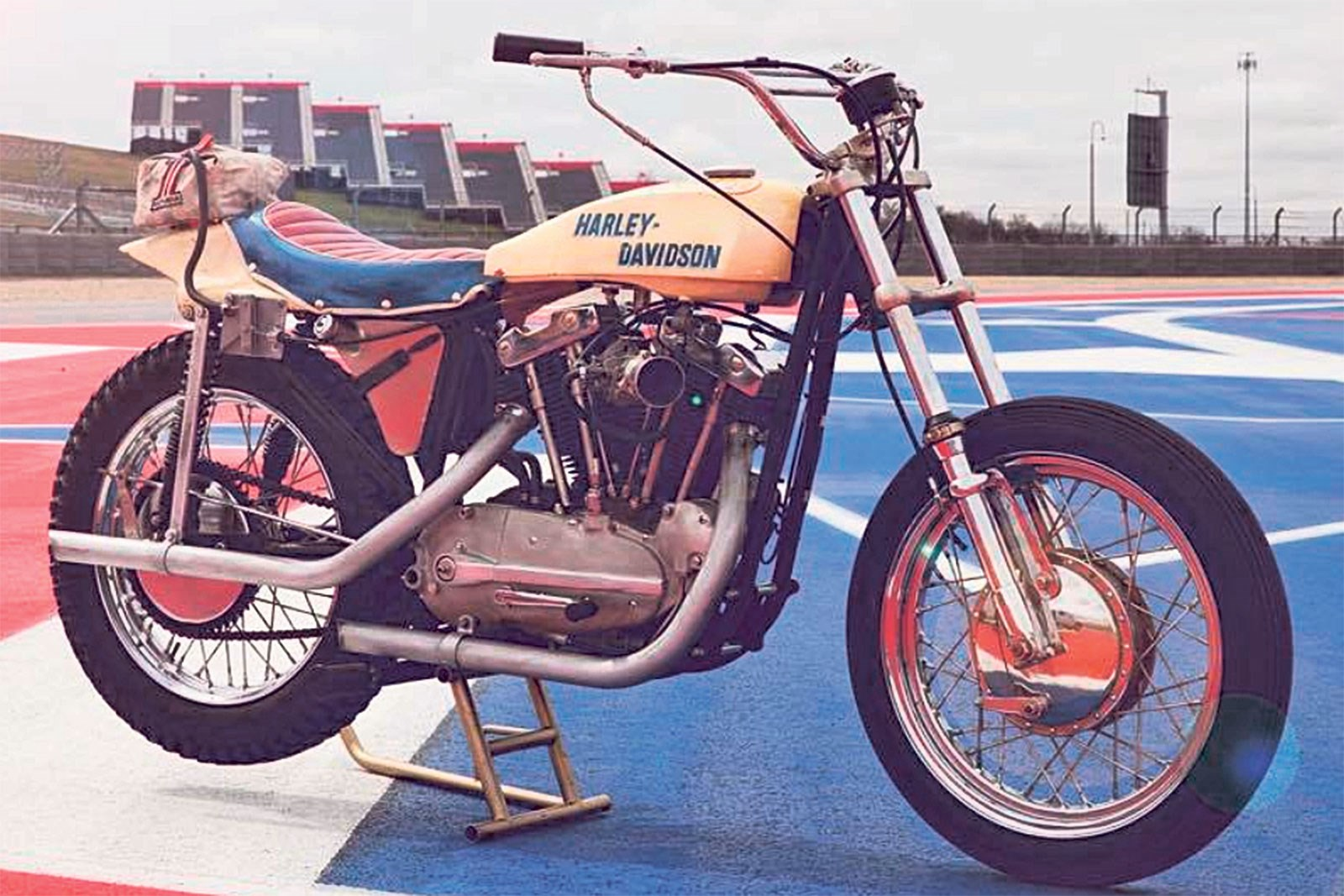 Evel Knievel S 1976 Harley Davidson Xl1000 Motorcycle: Whatever Happened To Evel Knievel's Bikes?