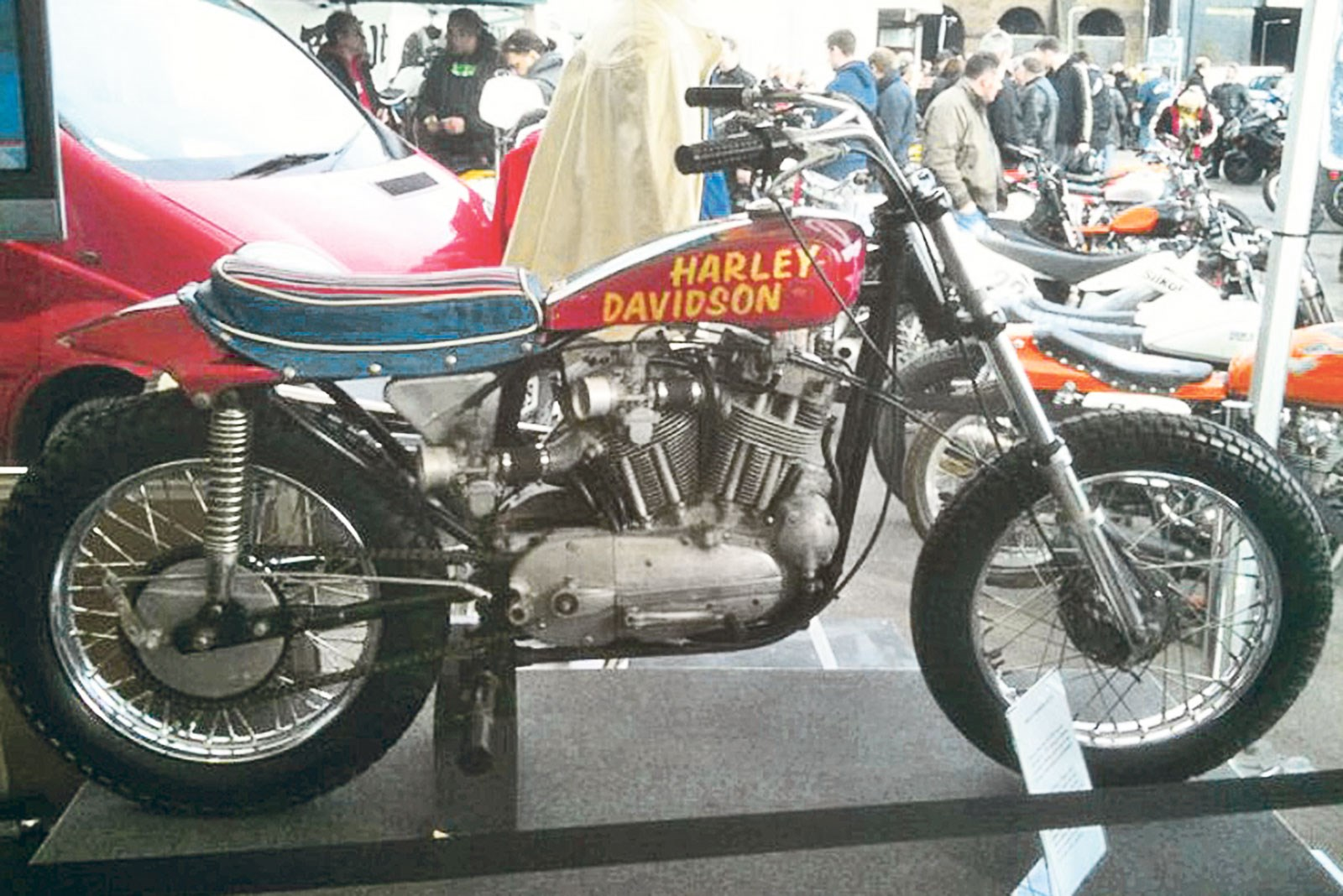 Evel Knievel S 1976 Harley Davidson Xl1000 Is For Sale: Whatever Happened To Evel Knievel's Bikes?