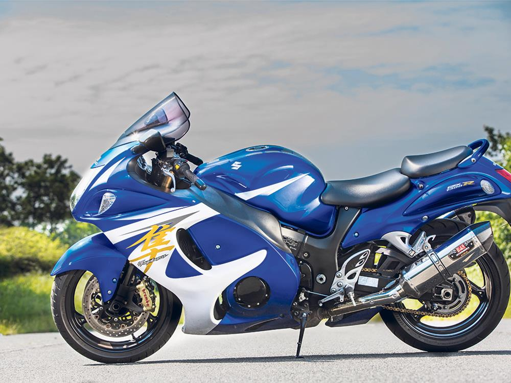 Bikes for Sale: Suzuki Hayabusa revisited   MCN