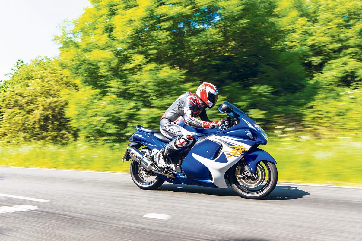 bikes for sale: suzuki hayabusa revisited | mcn