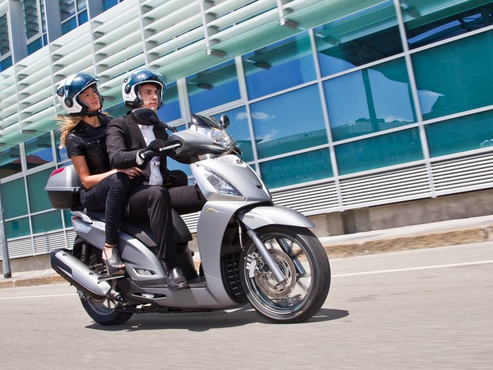 kymco launch people gt 300i abs in uk | mcn