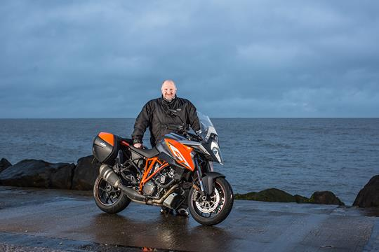 mcn fleet: ktm super duke gt – the longest day (part 2) | mcn