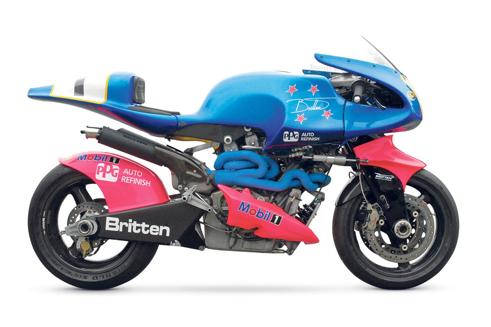 Whatever happened to The Britten V1000? | MCN