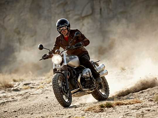 BMW R NINE T SCRAMBLER  (2016-on)