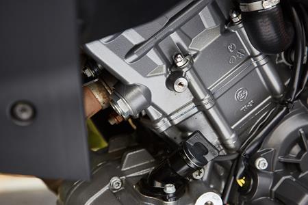 MCN Fleet: KTM Super Duke GT springs a leak