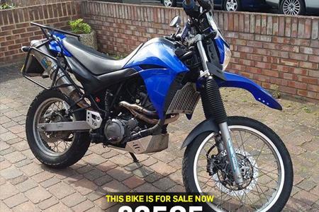 yamaha xt 660 for sale
