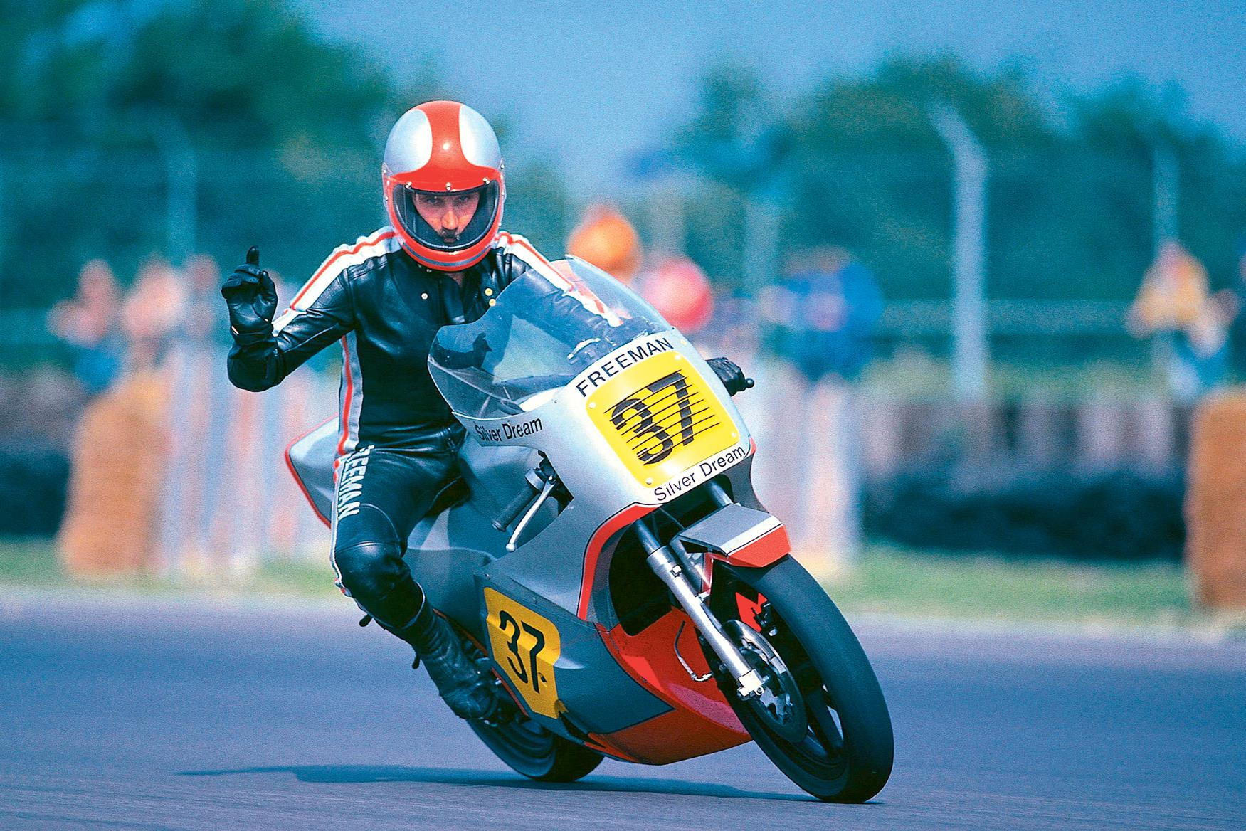 Whatever Happened To The Silver Dream Racer Mcn