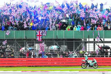Grab your discounted Silverstone MotoGP tickets | MCN