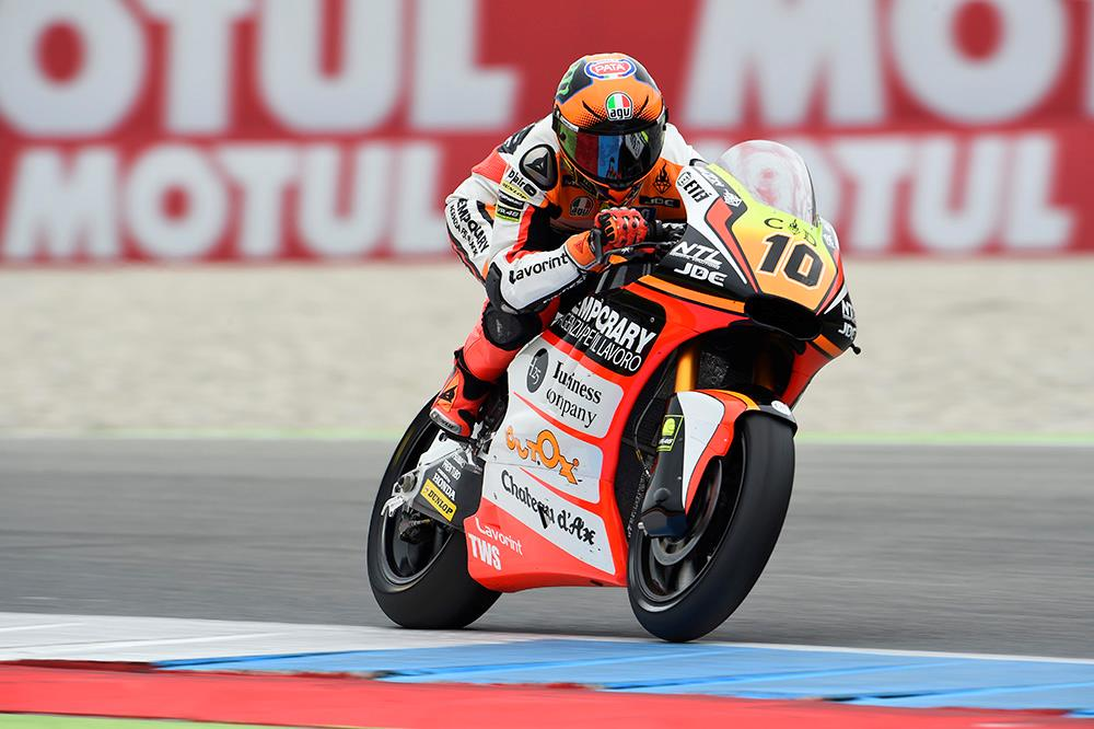 Moto2 Who The Hell Is Luca Marini Mcn