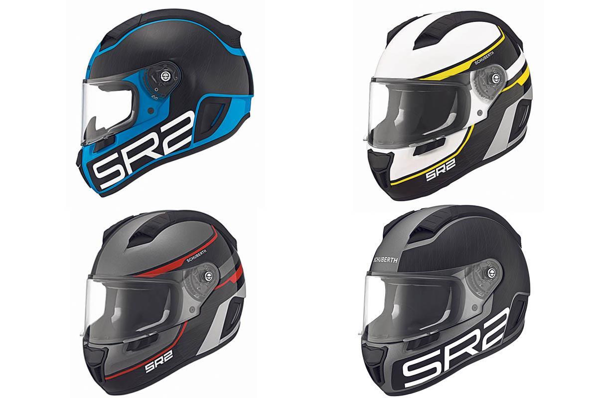 schuberth sr2 helmet available rrp mcn. Black Bedroom Furniture Sets. Home Design Ideas