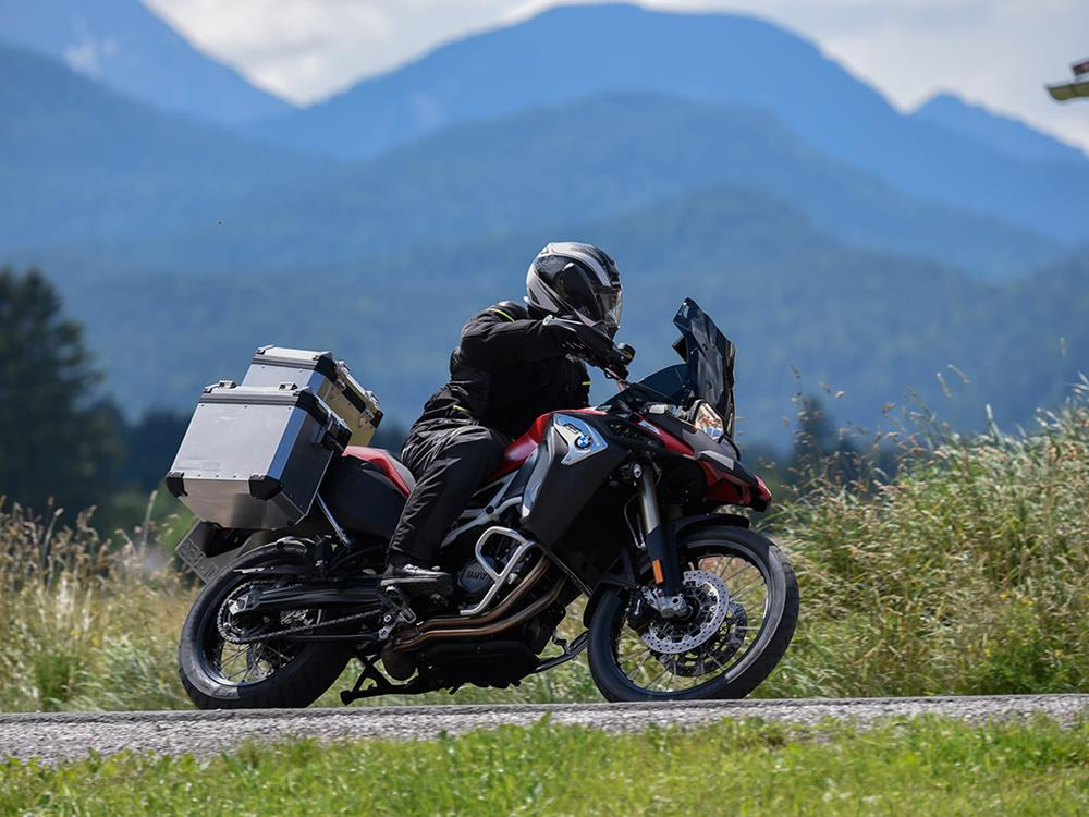 BMW F800GS Adventure first ride   MCN