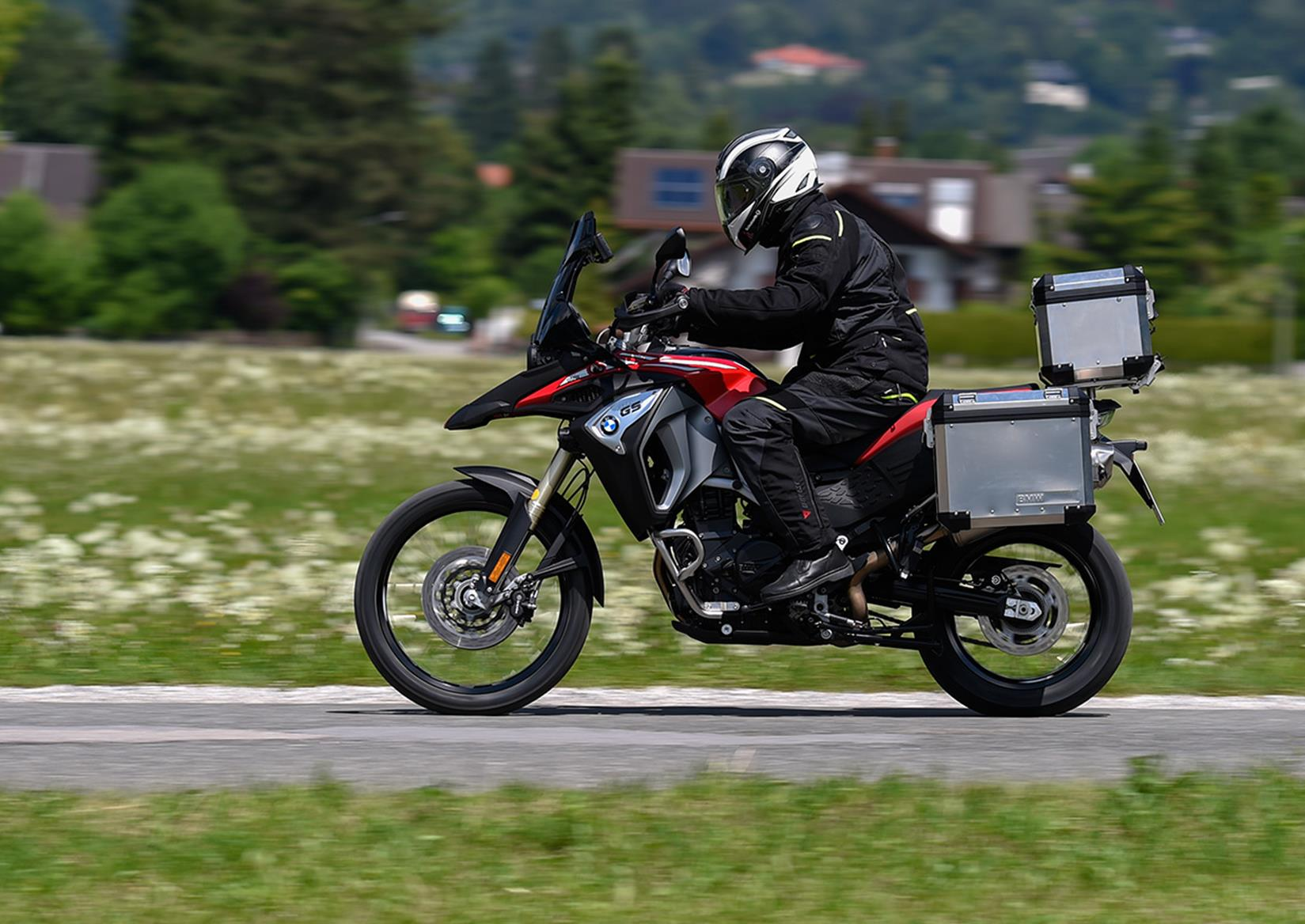BMW F800GS Adventure first ride | MCN
