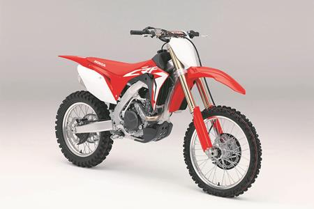 Honda Crf450 Gets Powerful Makeover