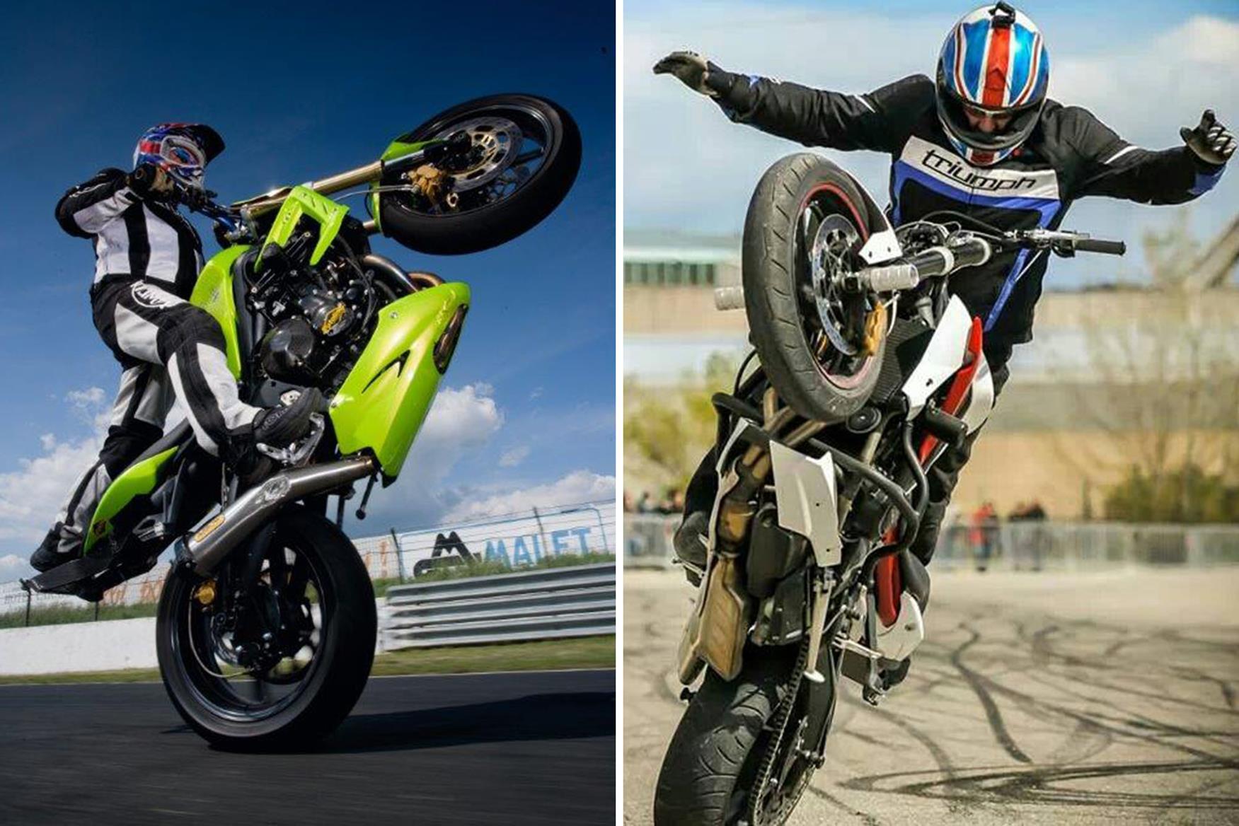 Stunt Bike Parts Ktm