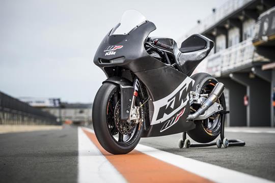 Moto2: Rookie to MotoGP progression plan for KTM
