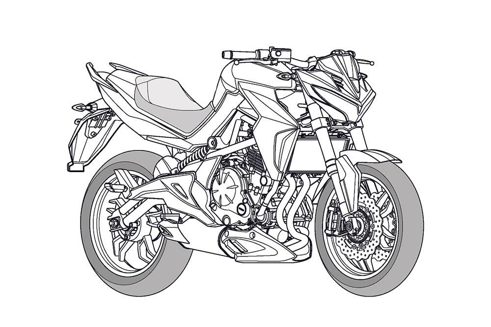 Kawasaki tiein gets serious with
