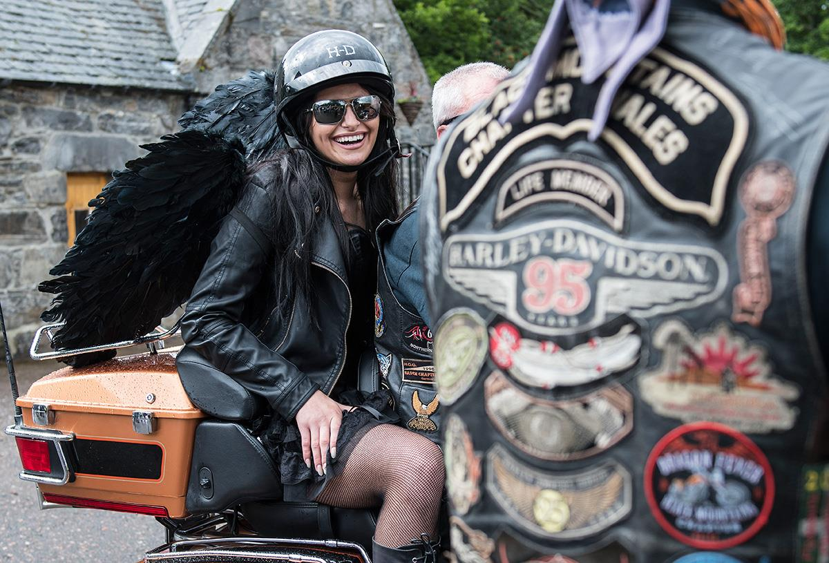 Limited Edition Whisky Launched For Harley S Biggest Rally