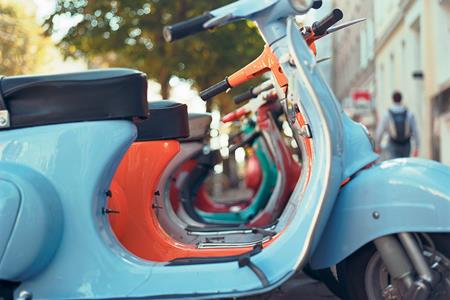 70 Years Of Vespa 10 Things You Didnt Know