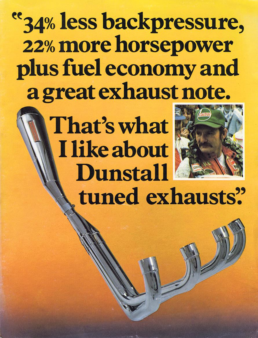 Whatever happened to British exhausts?